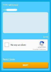 globfone-mensaje