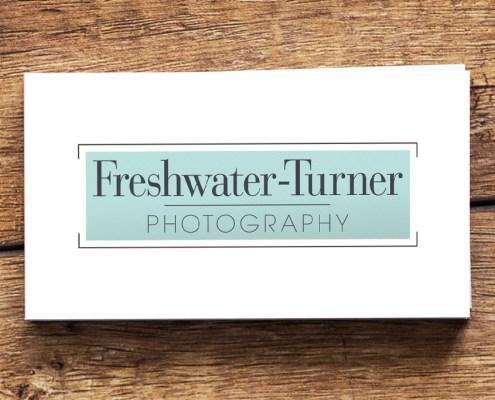 Freshwater-Turner Photography Graphic Design Artwork Print PDF Logo