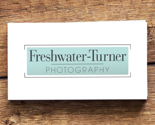 Freshwater-Turner Photography Graphic Design Artwork Print PDF Logo