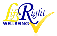 Life Right Wellbeing Logo