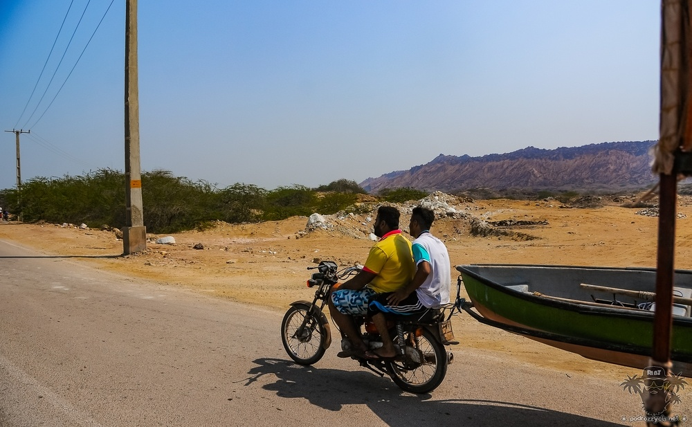 Podróż Życia, Iran, Ormuz