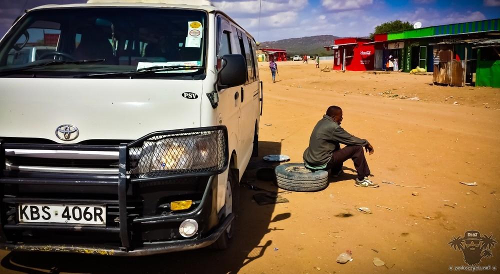 Podróż Życia, Kenia, pole pole