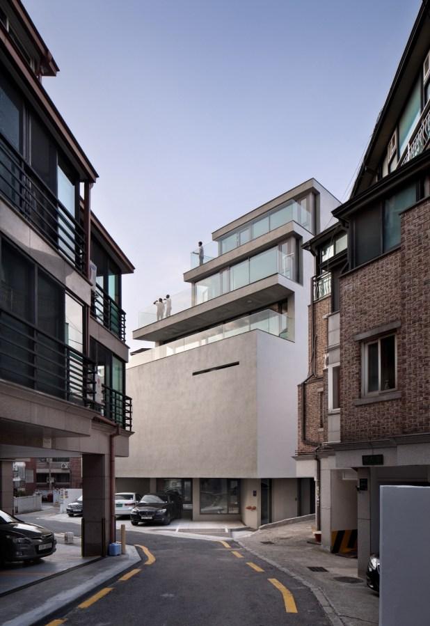 [Sky grounds] Sinsa-dong Office Complex (3)