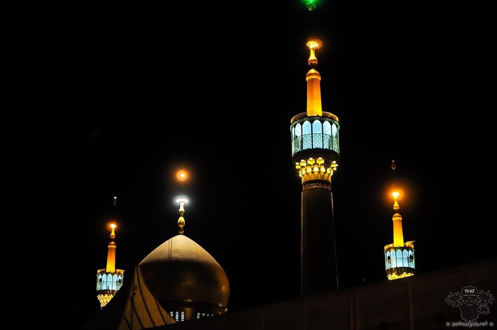 Podróż Życia, Iran, Teheran, mauzoleum Chomejniego