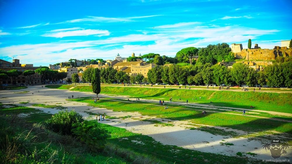 Podróż Życia, Rzym, Circus Maximus