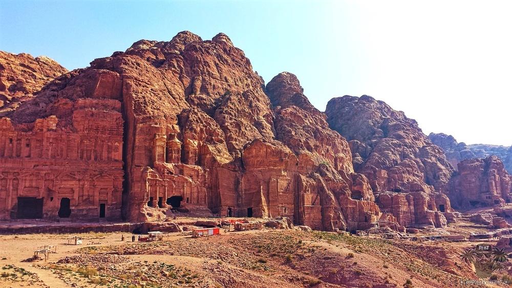Petra, Groby Królewskie