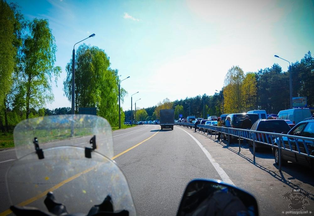 Podróż Życia, Ukraina, granica z Polską