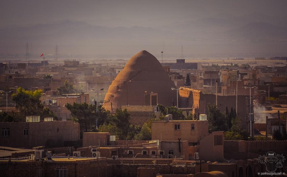 Podróż Życia, Iran, Meybod, Wieża Lodu