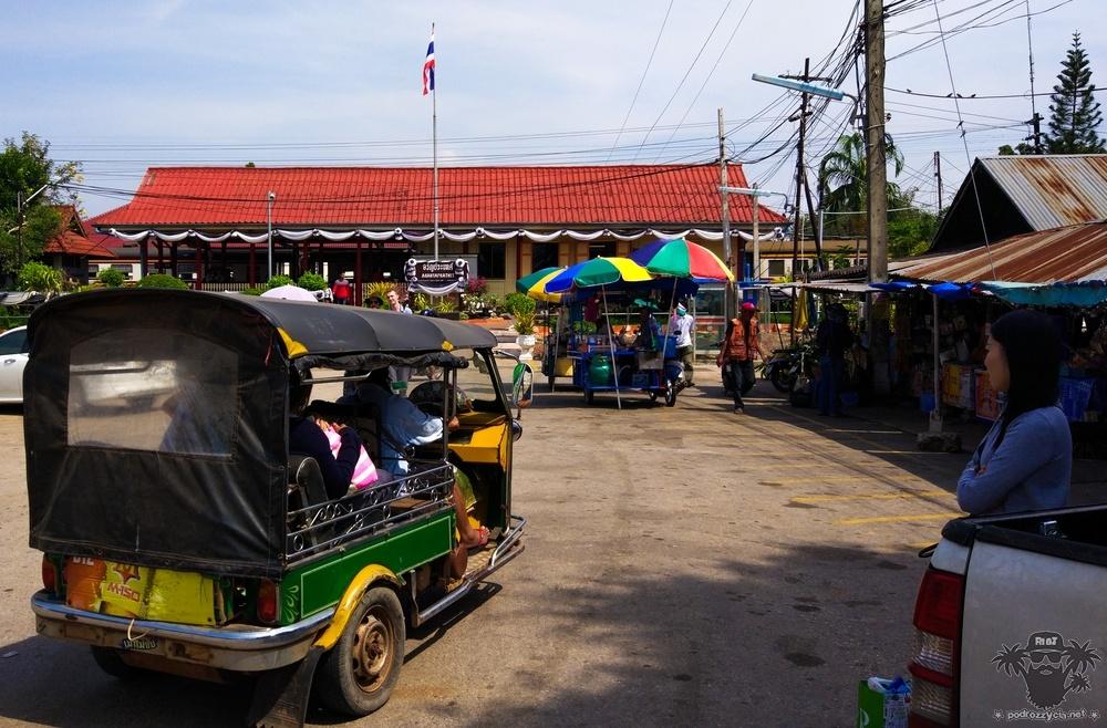 Round The half World, Tajlandia, Aranyaprathet