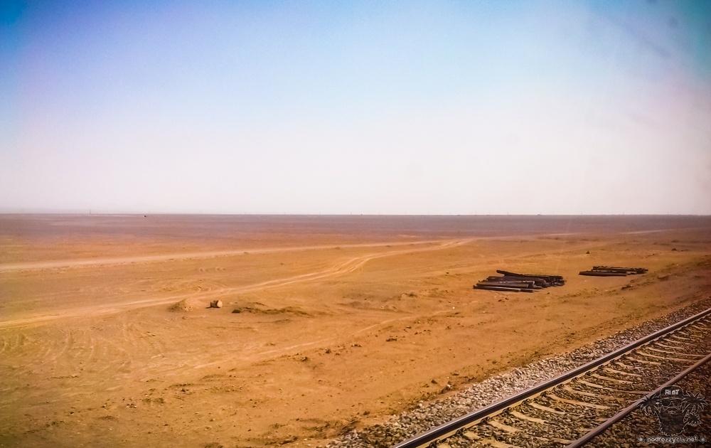 Podróż Życia, Iran, Wielka Pustynia Słona