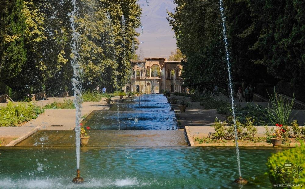 Podróż Życia, Iran, Mahan, Ogród Księcia