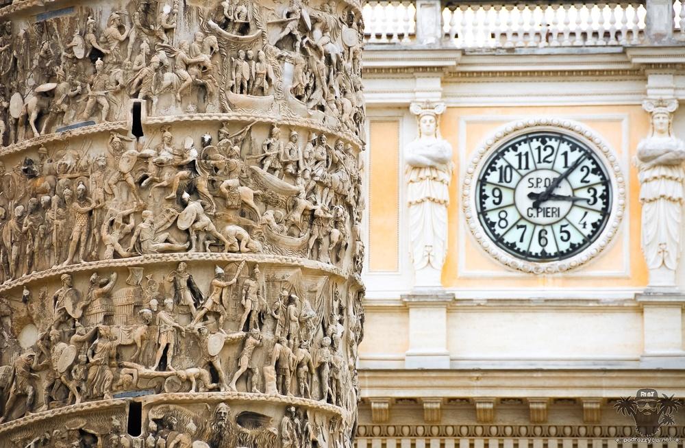 Podróż Życia, Rzym, Piazza del Corso