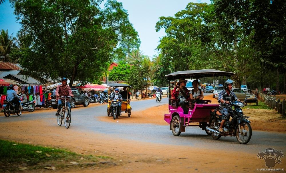 Round The half World, Kambodża, Angkor