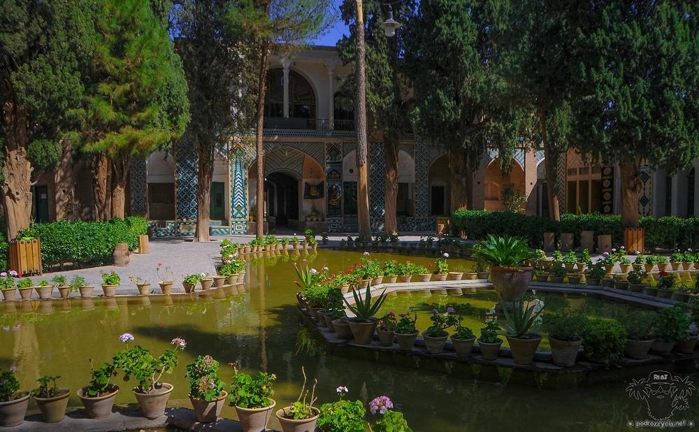Podróż Życia, Iran, Mahan, świątynia Szacha Nematollaha Vali