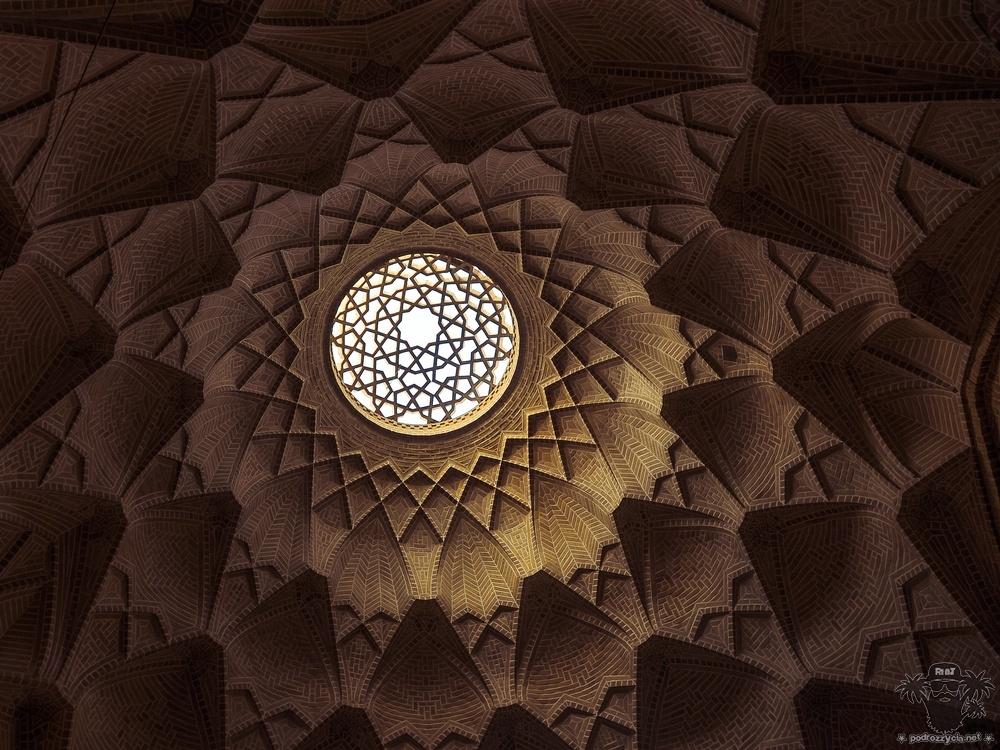 Podróż Życia, Iran, Jazd, Wielki Bazar