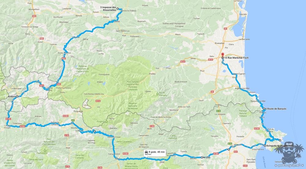 Podróż Życia, Najmniejsze Kraje Europy. Mapa, dzień 12.