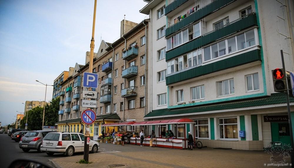 Podróż Życia, Białoruś motocyklem, Baranowicze