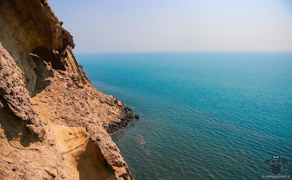 Podróż Życia, Iran, Ormuz, Dolina Posągów
