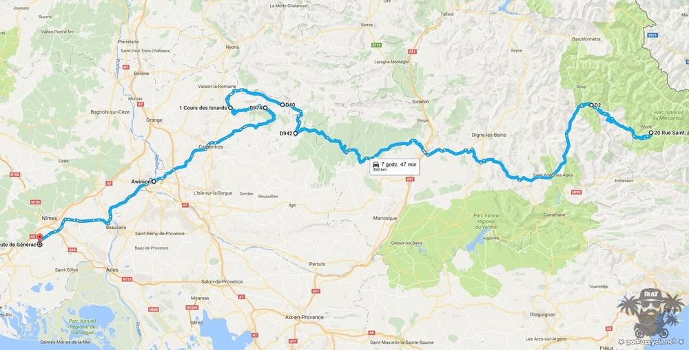 Mapa, dzień 10