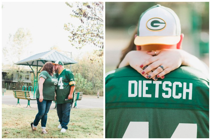 Shelby Park Engagement