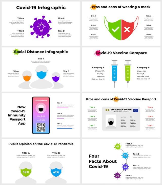 Huge Infographics Bundle! Lifetime Updates! PowerPoint, Photoshop, Illustrator. - 34