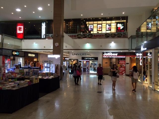 Singapore Business Trip Novena Square Mall