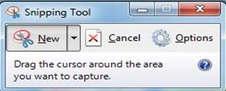 What is snipping tool?