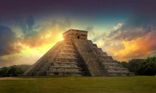 Chichen Itzá lovely meiga