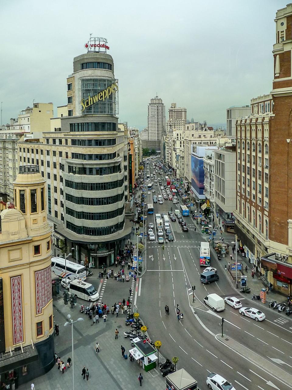Gran Via de Madrid