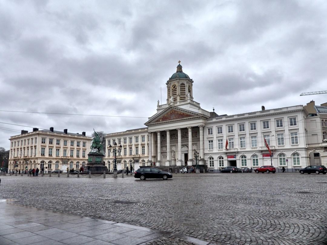Plaza Real de Bruselas
