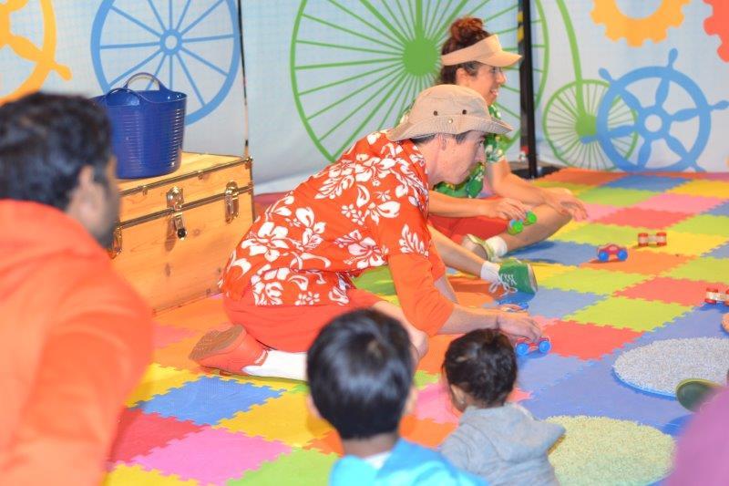 Bay Area Children's Theatre – Wheels On The Bus