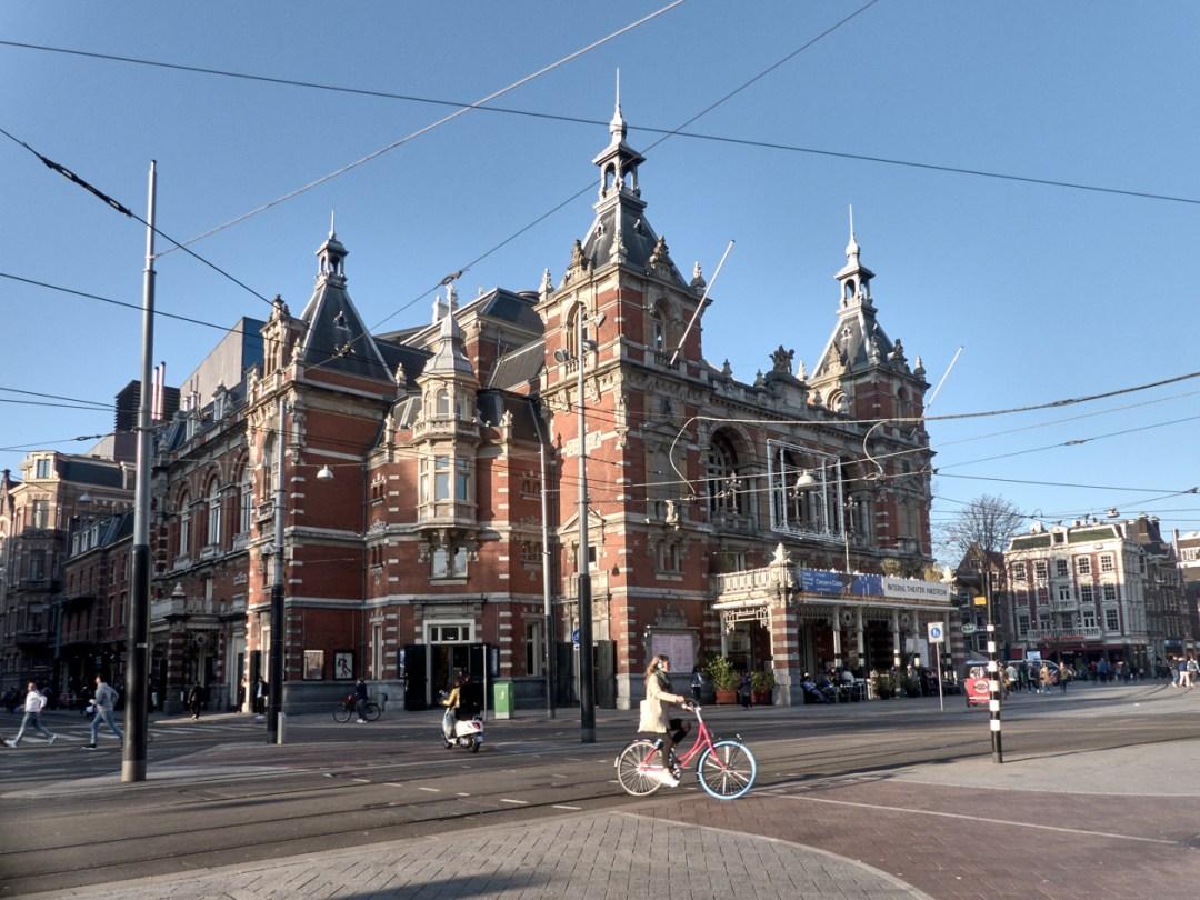 Teatro internacional de Amsterdam