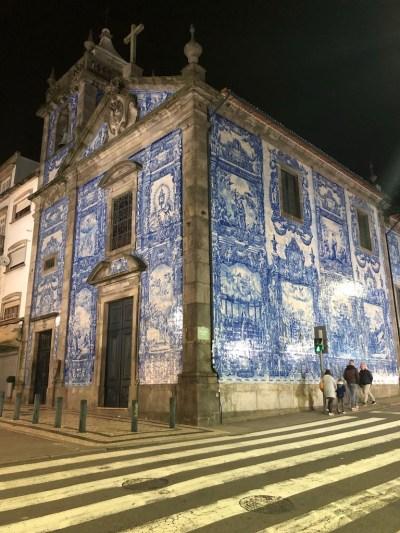 Iglesia das Almas, viajandoenmiescoba