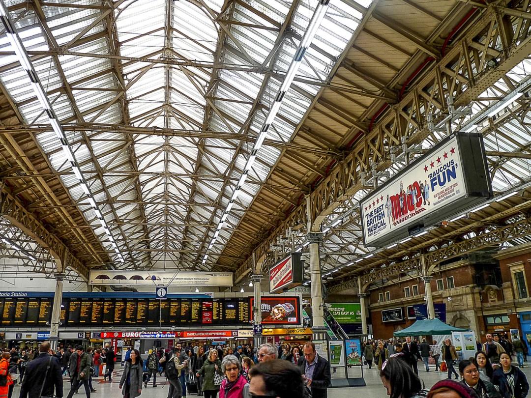 Estación Victoria