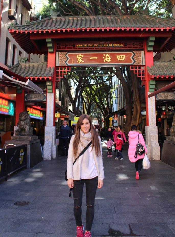 China Town Sydney