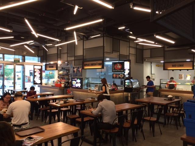 Food Court near Novena