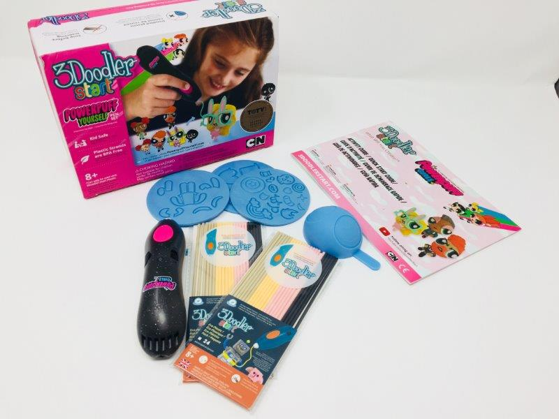 3Doodler : It's Time to Doodle and Create