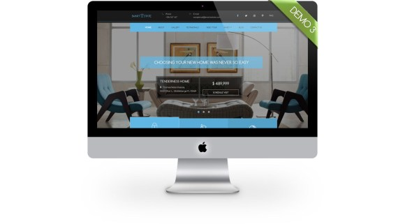 Smart Estate - Ultimate Single Property Theme - 5