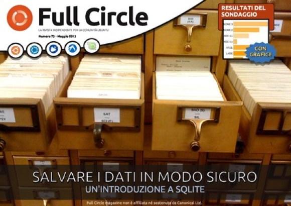 Full Circle Magazine n.73