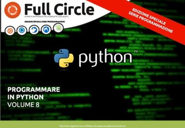 Speciale Programmare in Python - volume 8