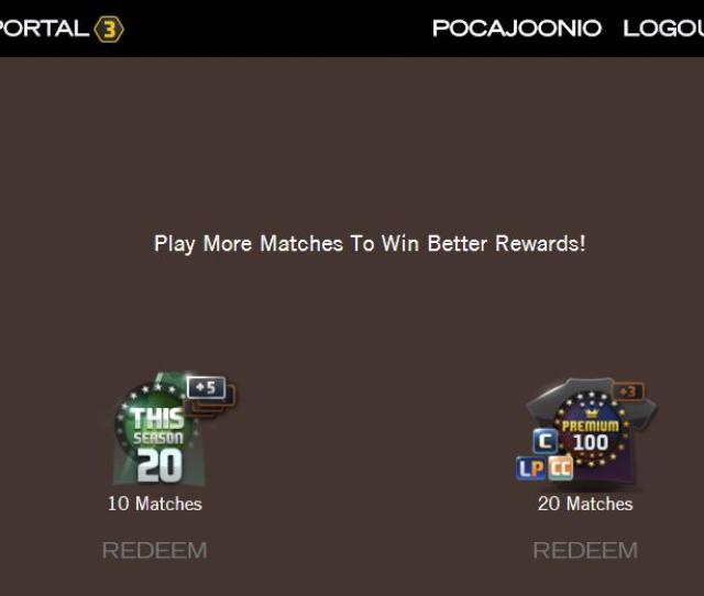 Game 1 Play More Matches To Win Better Rewards