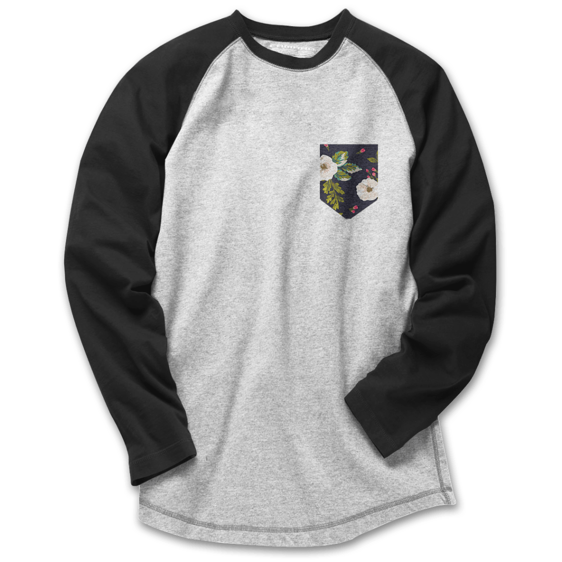 Download Mockup Raglan Cdr Yellowimages