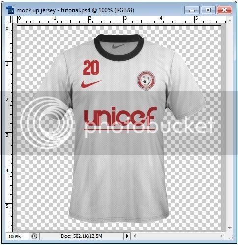 Download Mock Up Desain Jersey Bola | KASKUS