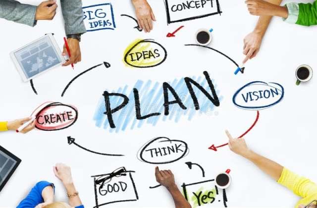 menjalankan rencana yang telah dibuat dalam Rencana Matang Masa Depan
