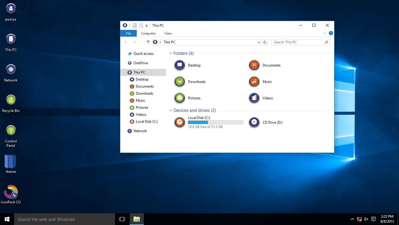 CU IconPack