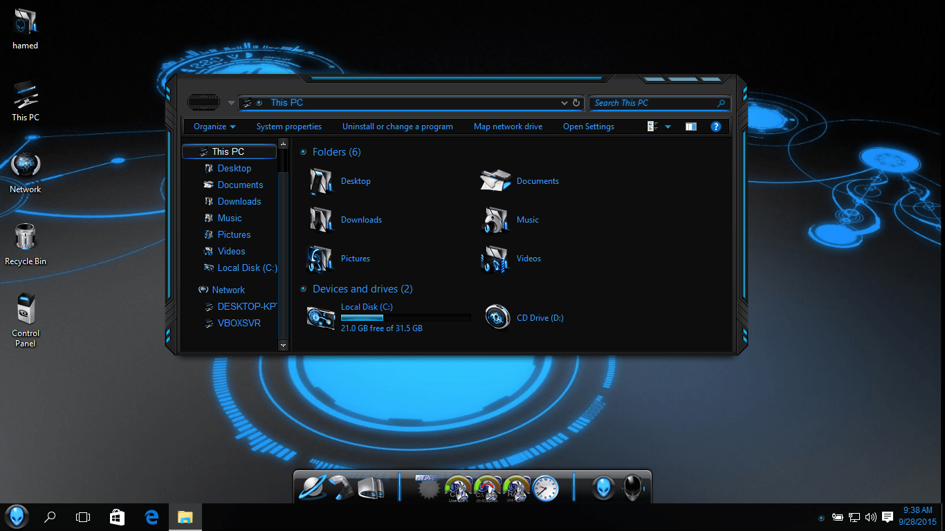 free skin pack for windows 7