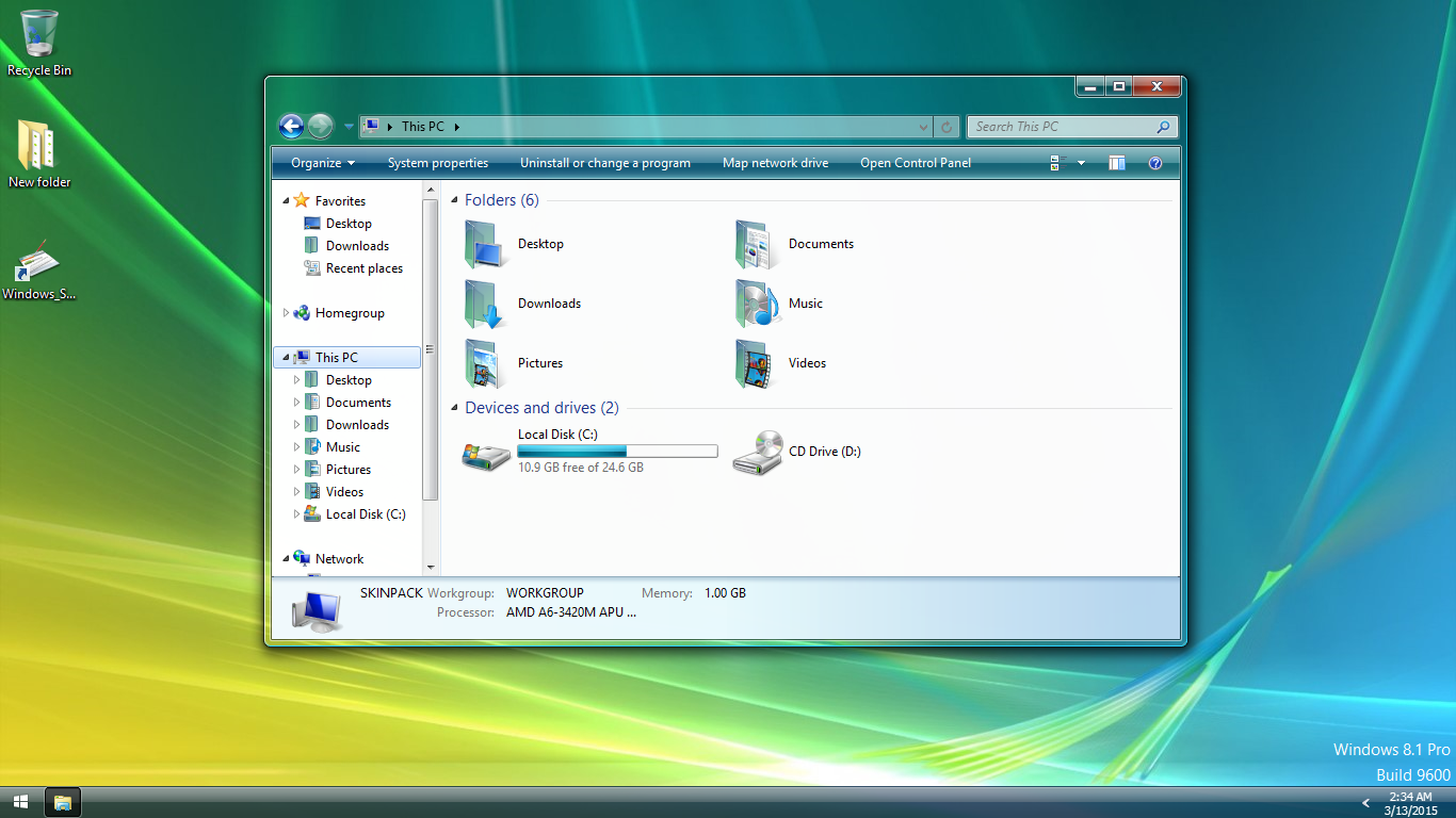 theme windows vista inspirat 2