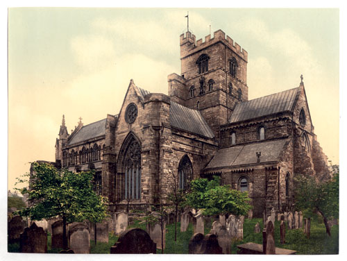 Carlisle-Cathedral