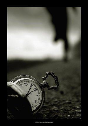 No robis el temps dun altre.
