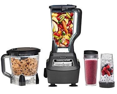 Ninja BL770 Blender Amp Food Processor Mega Kitchen System